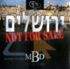 Jerusalem Not for Sale