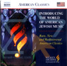 Introducing the World of American Jewish Music by Various