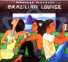 Brazilian Lounge Par Various