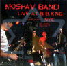 Live at B.B. King NYC by The Moshav Band