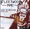Live In Boston Vol. 1 Von Fleetwood Mac