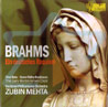Brahms - Ein Deutsches Requiem Par The Israel Philharmonic Orchestra