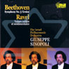 "Beethoven: Symphony No. 3 ""Eroica"" / Ravel: Valses Nobles et Sentimentales के द्वारा The Israel Philharmonic Orchestra"