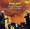 אלגר / באך: קונצרטים לכינור