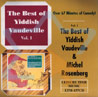 The Best of Yiddish Vaudeville & Michel Rosenberg