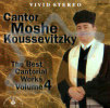 The Best Cantorial Works Vol. 4 Par Cantor Moshe Koussevitzky