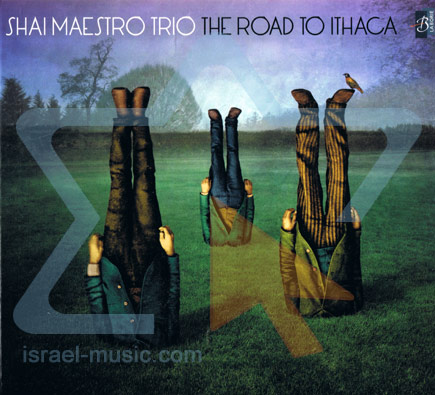 The Road to Ithaca لـ Shai Maestro Trio