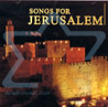 Songs for Jerusalem Por Amos Barzel