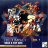 High Impact Rock & Pop Hits - Vol. 1 by Various
