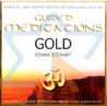 Guided Meditations Gold Par Donna Stewart