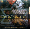 Master of the Indian Bansuri by Pandit Ronu Majumdar