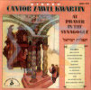 At Prayer in the Synagogue Volume 9 Von Cantor Zvulun Kwartin