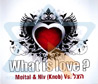 What is Love? By Knob
