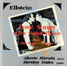 Ellstein: Love Songs of the Yiddish Theatre and The Negev Concerto by Alberto Mizrahi