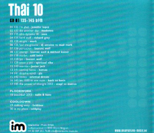 Volume 10 by Thai