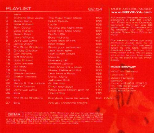 Volume 1 by Rock 'N Robics