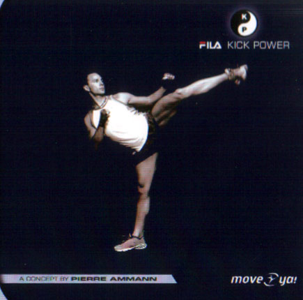Volume 1 Par Fila Kick Power