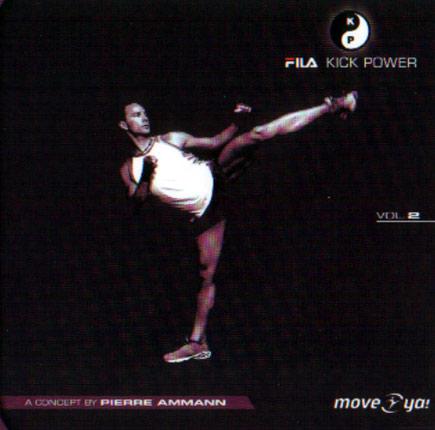 Volume 2 by Fila Kick Power