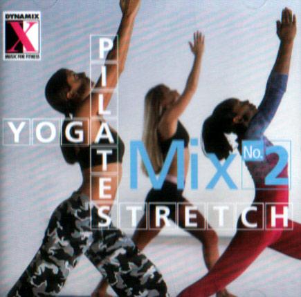 Volume 02 by Yoga, Pilates, Stretch Mix