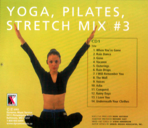 Volume 03 by Yoga, Pilates, Stretch Mix